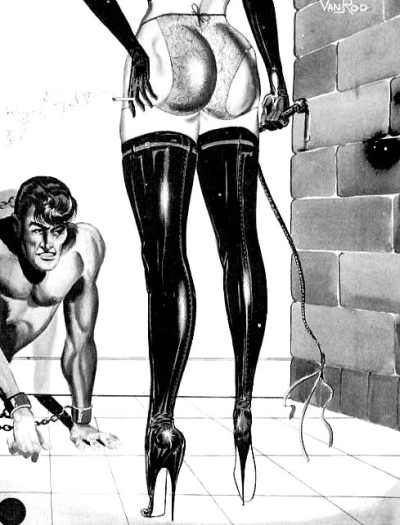 GENTLE DOMMING IS GOOD FOR THE SOUL